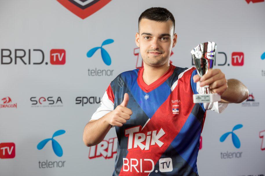 Srbija je šampion PES 2020 Lige Nacija!