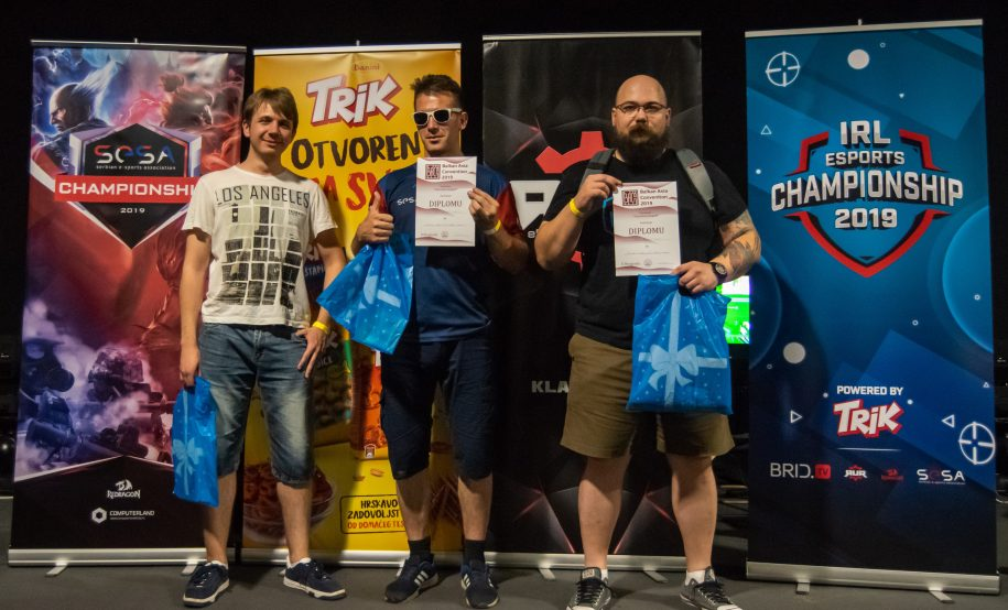 "Vlada ""Coldheart"" Stanković je pobedio na drugim IRL Tekken kvalifikacijama"