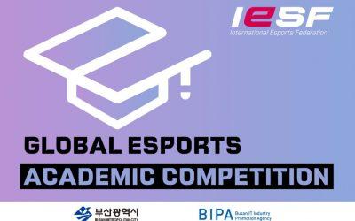 Prijavite se za IESF Globalno esports takmičenje i osvojite do €15,000