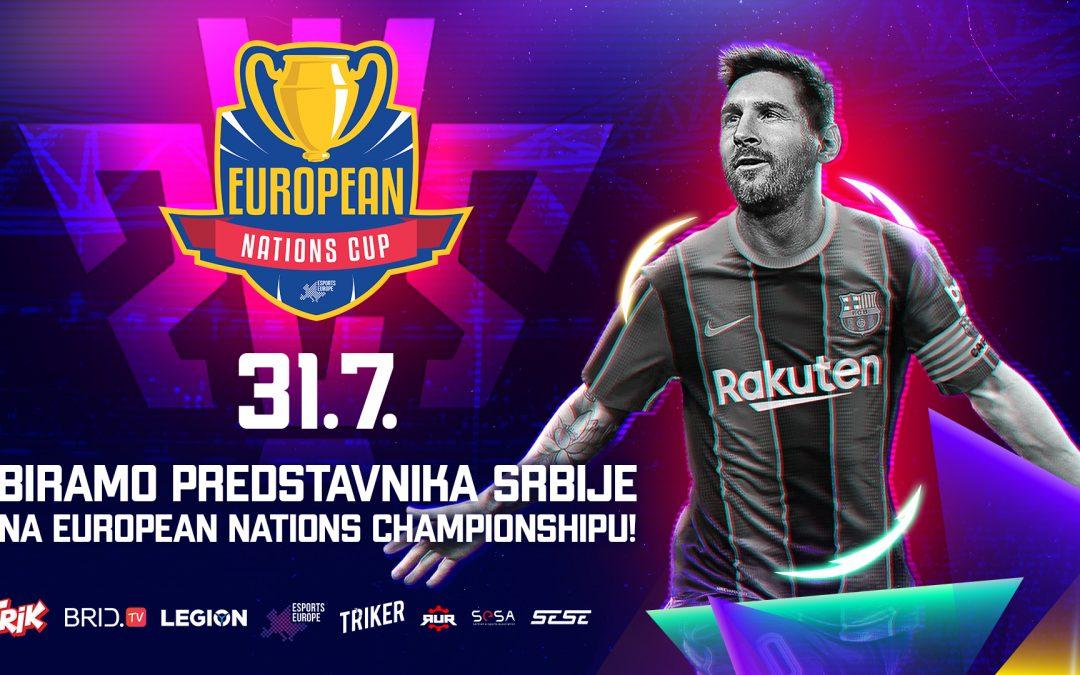 Djole95 će predstavljati Srbiju na Nacionalnom Kupu u Ukrajini