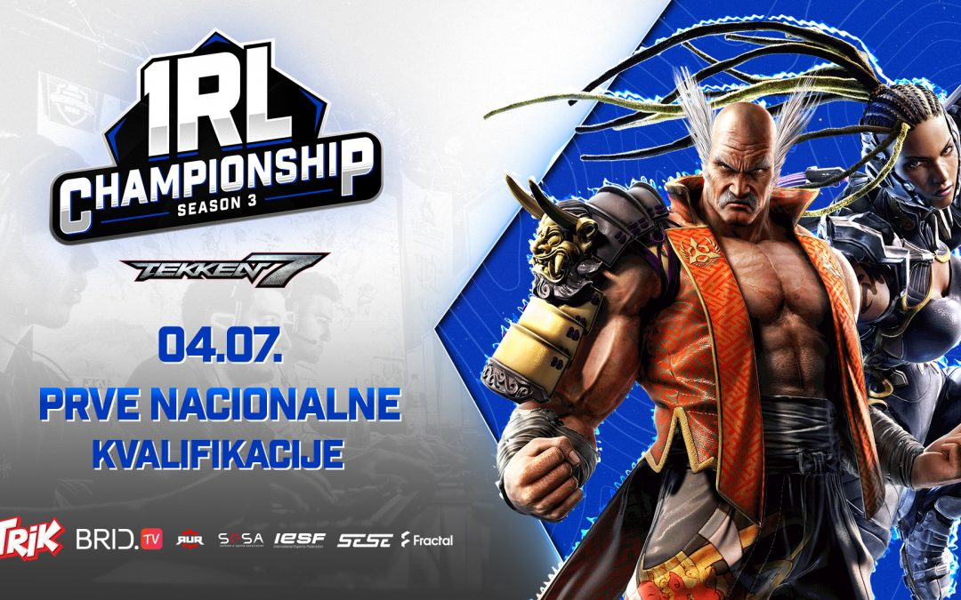 Kralj srpskog Tekkena ponovo u akciji – Vlada Coldheart je šampion prvih kvalifikacija za svetsko prvenstvo!