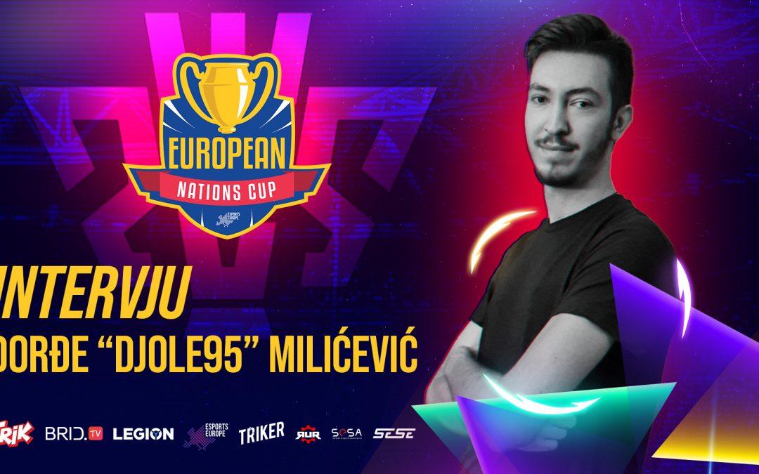 """Intervju sa Đorđem """"Djole95"""" Milićevićem – Predstavnikom Srbije na Nacionalnom Kupu u Ukrajini"""