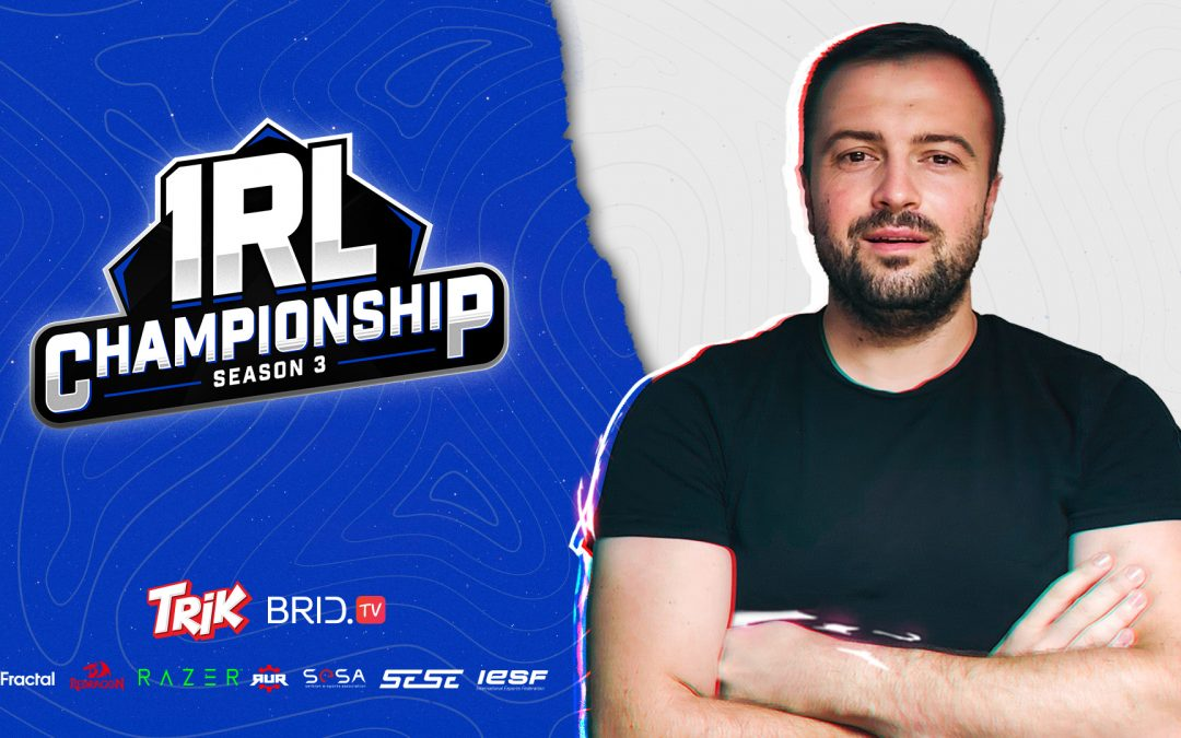"""Bojan """"BokiTodor"""" Todorović sutradan započnje svoje učešće na regionalnim IeSF kvalifikacijama"""